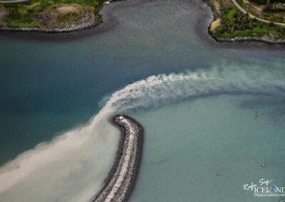 Reykjavík Capital │ Iceland Landscape from Air