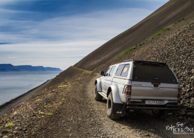 Road 622. Hrafnseyri to Þingeyri - Westfjords │ Iceland Landscape Photography