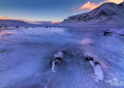 Sauðá river - South │ Iceland Landscape Photography