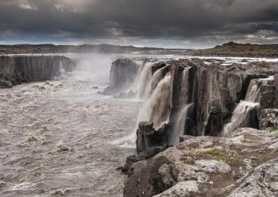 Selfoss waterfall – North │ Iceland Landscape Photography