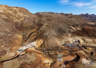 Seltún - Geothermal area at Reykjanes │ Iceland Landscape fro