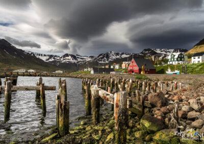 Siglufjörður – North │ Iceland City Photography