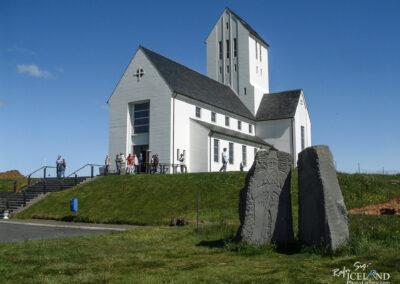 Skálholt Church - South │ Iceland City Photography