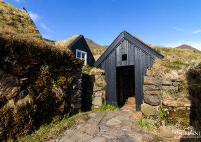 Skógar museum - South │ Iceland City Photography
