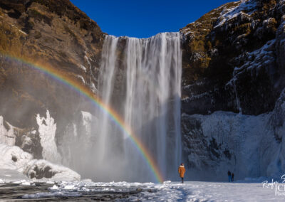 Skógarfoss waterfall - South │ Iceland Landscape Photography