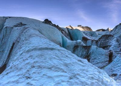 Sólheimajökull Glacier - South │ Iceland Landscape Photograp
