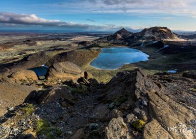 Spákonuvatn Lake - South West │ Iceland Landscape Photography