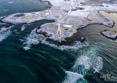 Stafnesviti Lighthouse - South West │ Iceland Landscape Photog