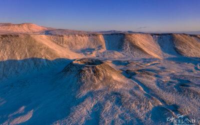 Stóra-Eldborg Volcano - South West │ Iceland Landscape Photog