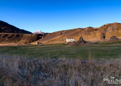 Strýta Farmhouse – Eastfjords │ Iceland City Photography