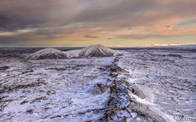 Sundhnúkar Volcanos - South West │ Iceland Landscape Photogra