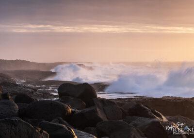 Sunrise at Háaleiti Beach - South West │ Iceland Landscape Ph