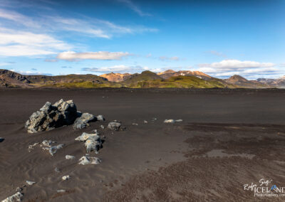 Svartaklof from Mælifellssandur in Syðri-Fjallabak │ Iceland
