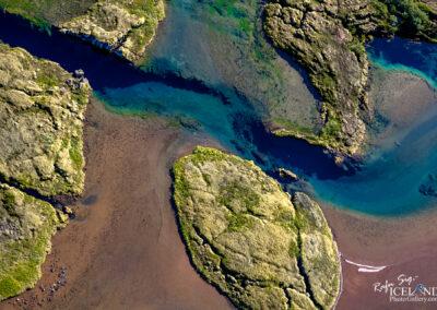 Þingvallavatn Lake │ Landscape from Air