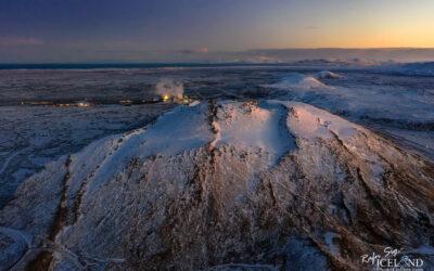 Þorbjörn Mountain - South West │ Iceland Landscape Photograp