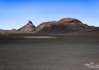 Þóristindur (Thóristindur) peak in the Highlands │ Iceland
