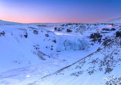 Þórufoss waterfall - South West │ Iceland Landscape Photogra