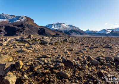 Þrístapajökull Glacier in the Highlands │ Iceland Landscape