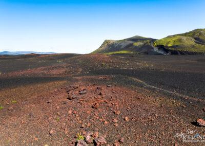 Underneath the Mountain Bláfjöl at Syðri-Fjallabak │ Iceland
