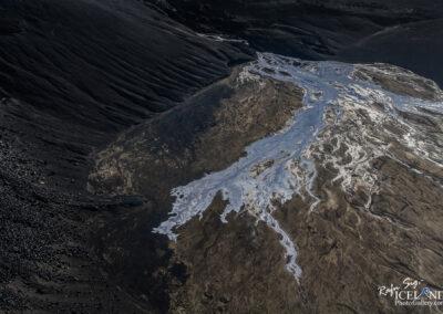 Vatnajökull National Park │ Landscape from Air