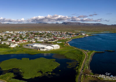 Vogar Vatnsleysuströnd - South West │ Iceland City Photograp