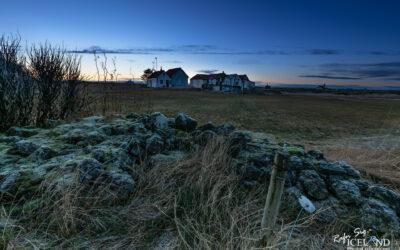 Eyðibýlið Bakki Abandoned farm – South West │ Iceland Lan
