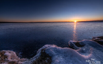 Hlíðarvatn Lake in the Twilight │ Iceland Landscape Photogra