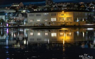 Miðbæjarskólinn in Reykjavík │ Iceland City Photography
