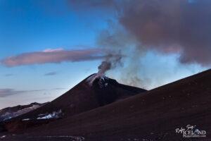 New Mountains Magni and Móði – Highlands – Iceland Landscape