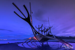 Sólfarið – The Sun Voyager – Iceland City Photography