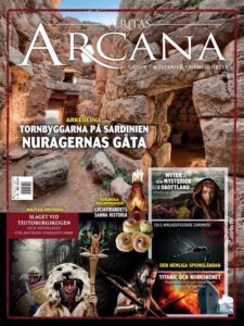 Veritas-Arcana-nr-6_2020_SWE-social-1 forsíða