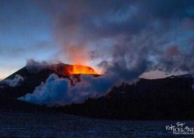 Fimmvörðuháls Volcanic Eruptions │ Iceland Landscape Photo