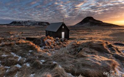Krýsuvíkurkirkja │ Iceland Landscape Photography