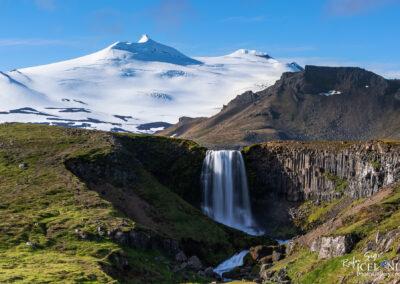 Svöðufoss Wterfall │ Iceland Landscape Photography