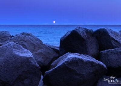 Blue Hour in Vogar │ Iceland Landscape Photogaraphy