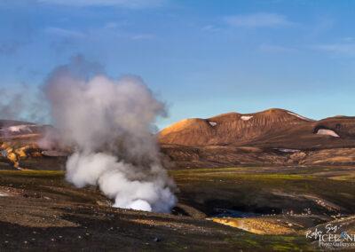 Hrafntinnusker Highlands │ Iceland Landscape Photography