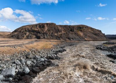 Kreppa - Glacier river │ Iceland Landscape Photography