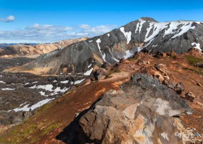 Landmannalaugar geothermal area │ Iceland Landscape Photography