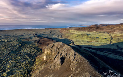 Latfjall Mountain and Ögmundarhraun Lava field │ Iceland Landscape Photogaraphy