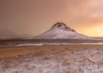 Mountain Arnarfell │ Iceland Landscape Photography
