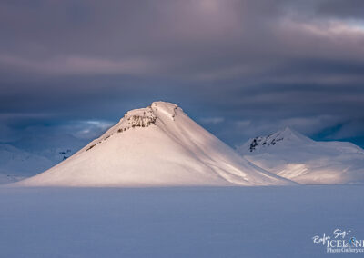 Mt. Mælifell in the Highlands │ Iceland Landscape Photography