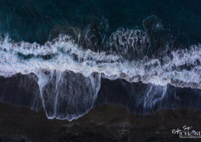 Stóra Sandvík Black Beach │ Iceland Landscape Photography
