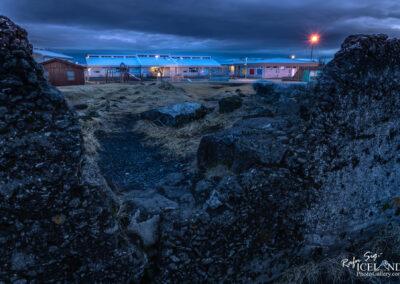 Stóru - Vogaskóli in Vogar │ Iceland city Photography
