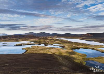 Veidivötn Lakes │ Iceland Landscape Photography