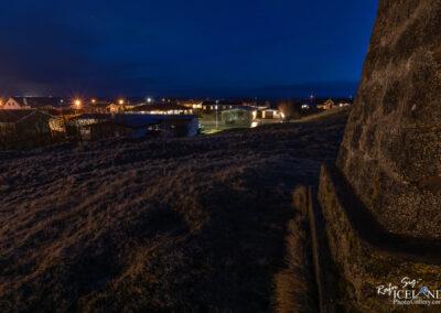 Vogar - Austurgata og Mýrargata │ Iceland city Photography
