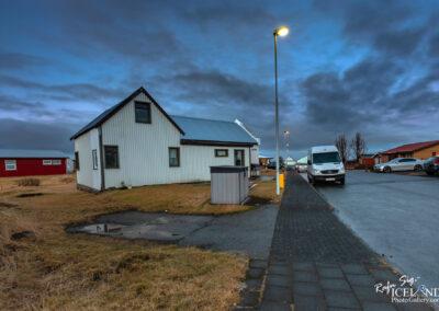 Vogar Brekkugata 8 │ Iceland city Photography