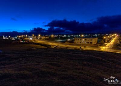 Vogar - Hafnargata │ Iceland city Photography