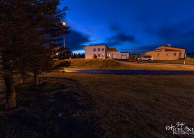 Vogar - Hafnargata 20 - 22 │ Iceland city Photography