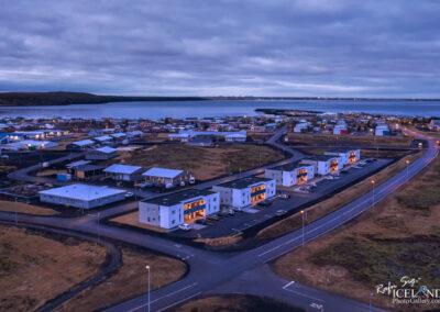 Vogar - Holtahverfi │ Iceland City Photography