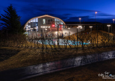 Vogar - Sundlaug │ Iceland city Photography